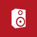 Głośniki - ikona