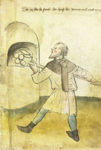 rycina ze zbiorów Biblioteki Miejskiej w Norymberdze