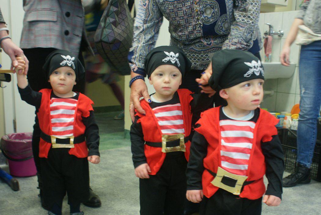 Groźni piraci