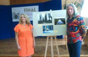 Maria Gurtowska i Krzysztof Wiśniewski - koordynatorzy konkursu