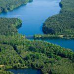 Krajobraz Borów Tucholskich