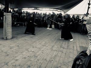 Bojutsu, fot. Zosia Kosterska
