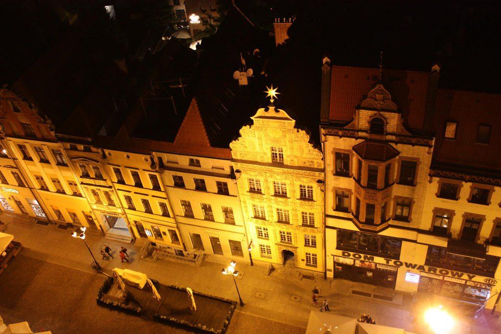 Widok z wieży Ratusza Staromiejskie, fot. H. Smolarek