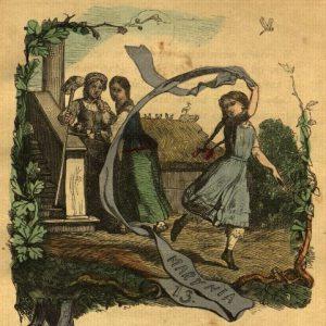 """Il. Wojciecha Gersona z książki Stanisława Jachowicza """"Bajki i powiastki"""" (1860)"""