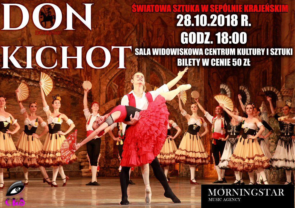 Don Kichot - Royal Ballet Lviv
