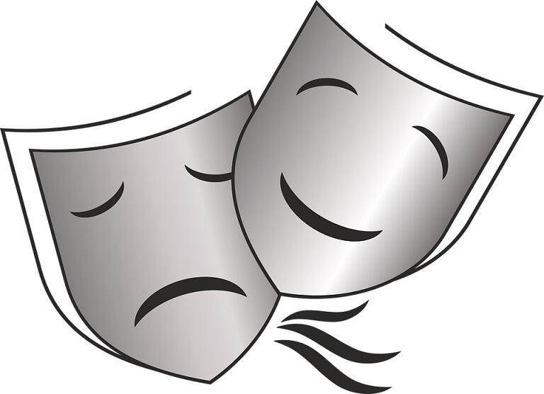 Maski teatralne