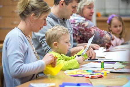 Sobotnie poranki plastyczne w Galerii Dziecka