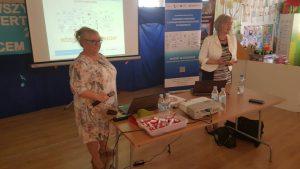 Wykład wygłosiła dr Violetta Panfil-Smolińska