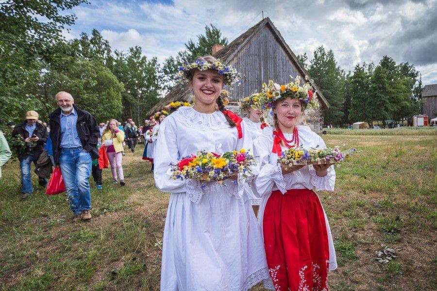 Ubiegłoroczny festyn folklorystyczny w Kłóbce, fot. Szymon Zdziebło