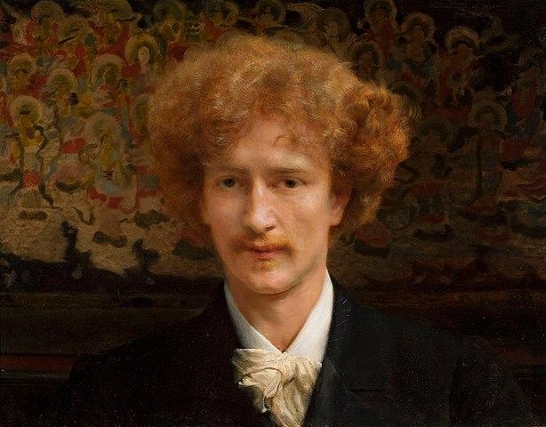 Alma-Tadema Ignacy Jan Paderewski