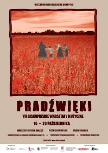 Plakat Pradźwięki