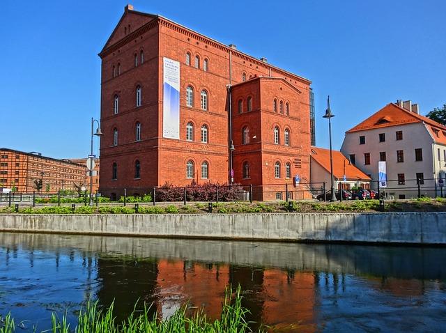 Czerwony Spichlerz w Bydgoszczy
