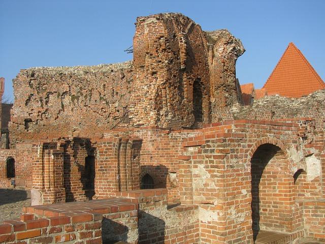 Ruiny Zamku Krzyżackiego